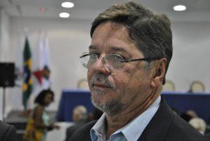 Gilson Queiroz, vice-presidente do Crea MG
