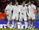 Seleção da Inglaterra vai com força para a África do Sul
