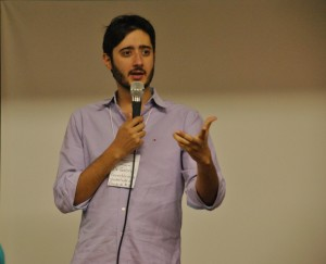 Gabriel Azevedo defende a criação de um conselho municipal de juventude em Santa Luzia