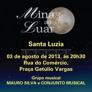 Minas ao Luar em Santa Luzia