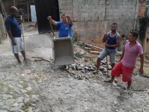 Descaso da prefeitura de Santa Luzia com moradores do São Cosme