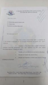 Dos 17 vereadores, seis não assinaram o documento
