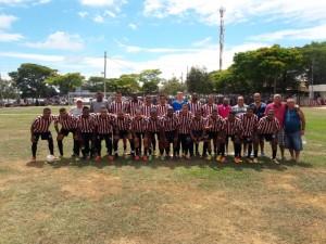 Ponte Preta - Equipe campeã da competição