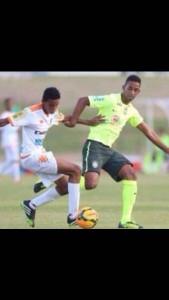 Gabriel tem passagens pela seleção brasileira sub-17