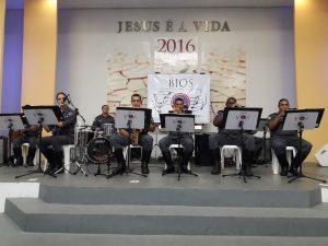 Bombeiro Instrumental Orquestra Show do Corpo de Bombeiros MG – BIOS